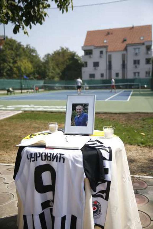Memorijalni turnir u čast preminulog Dejana Čurovića
