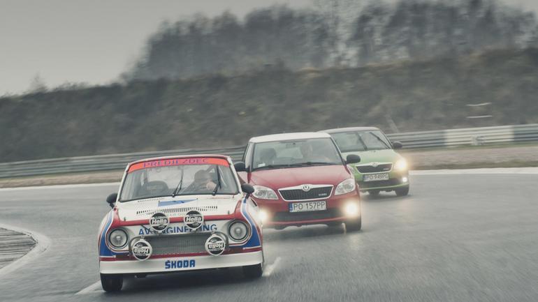 Rajdowe legendy: Skoda 130 RS