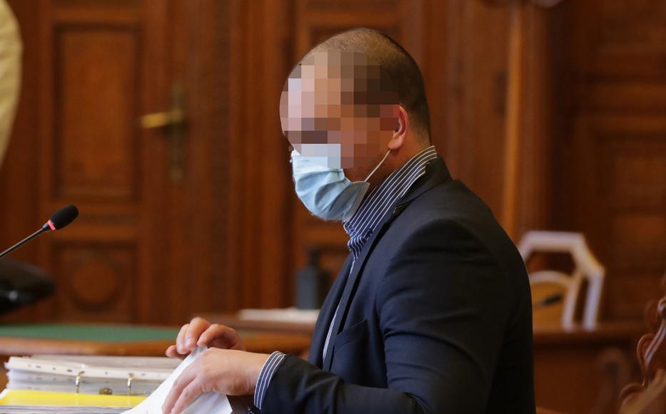 Folytatódik VV Fanni tárgyalása / Fotó: Grnák László
