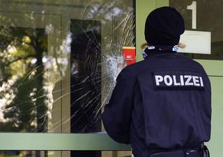 'Bild': Syryjczyk z Chemnitz był szkolony przez IS