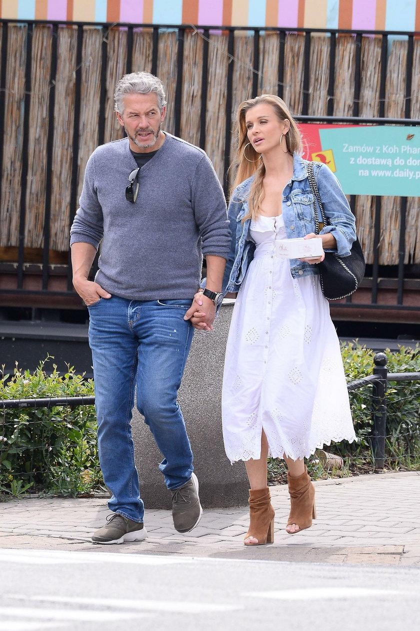 Joanna Krupa z mężem Douglasem