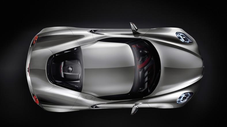 Alfa Romeo 4C Concept