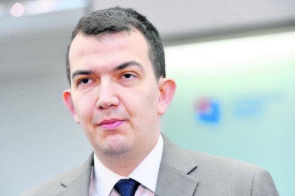 Veljko Jovanović, direktor Sektora poljoprivrede u PKS