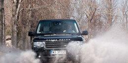 Range Rover Vogue SE TDV8: elektroluksus