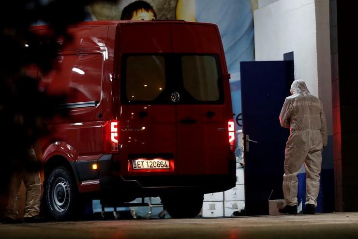 Španski vojnici će prenositi tela u privremenu mrtvačnicu