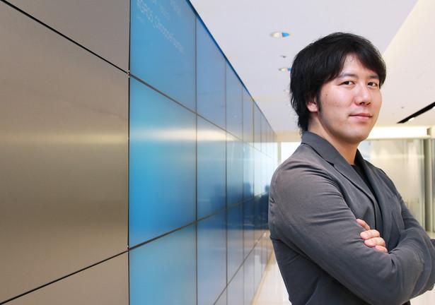 Yoshikazu Tanaka jest twórcą serwisu społecznościowego Gree dla graczy oddających się swojemu hobby na urządzeniach przenośnych.