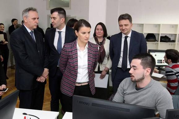 Program prekvaliofikacija inicirao je Ministarski savet za čelu sa premijerkom