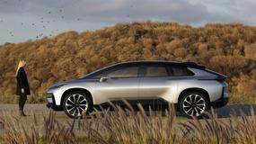Auto Faraday Future w wyścigu Pikes Peak
