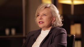 Krystyna Janda o cenzurze w TVP