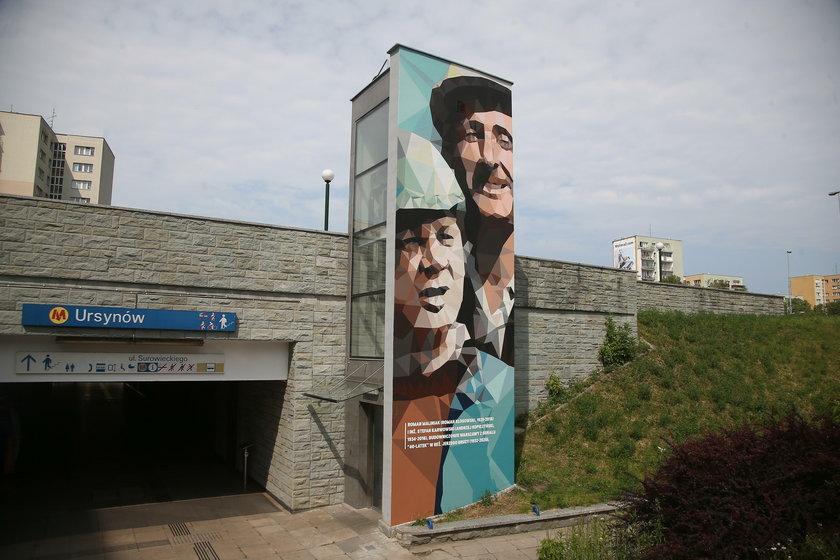 Stacja metra Ursynów