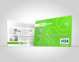 Karta debetowa i kredytowa na jednym plastiku? VISA i Getin wprowadziły taką opcję