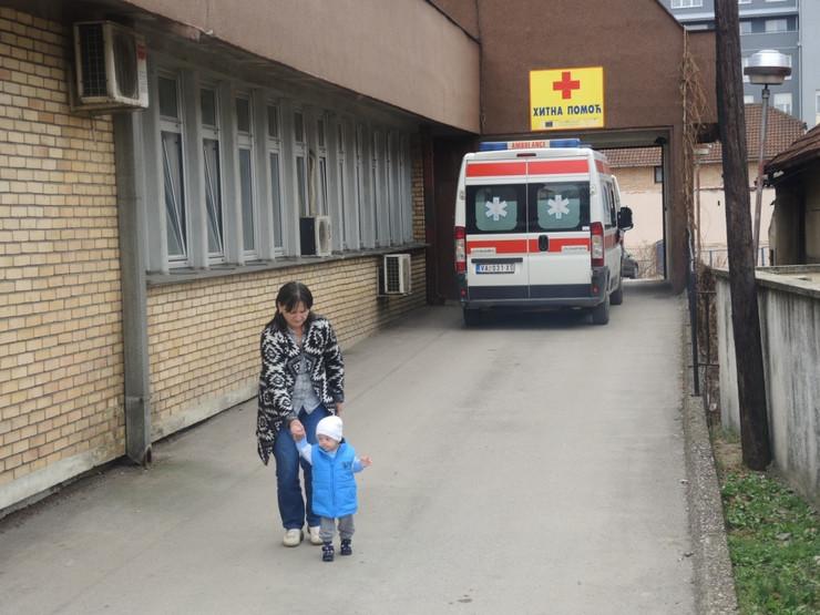 Dom zdravlja Sanitet hitne pomoci foto Predrag Vujanac
