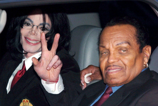 Džo i Majkl Džekson