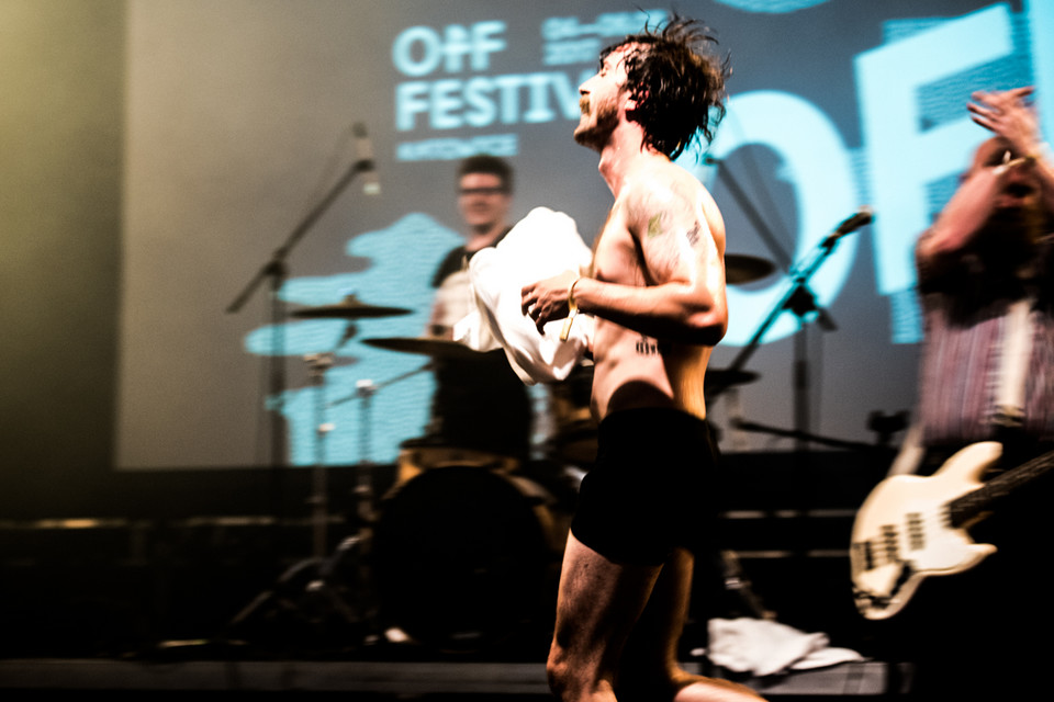 OFF Festival 2017: Idles