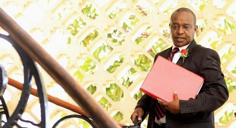 Possible scenarios after CS Henry Rotich & senior Treasury officials step aside