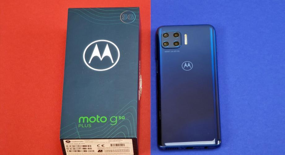 Motorola Moto G 5G Plus Test: Viel Akku für wenig Geld
