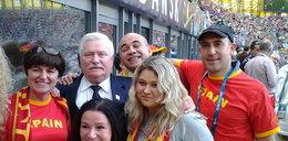 Na ilu meczach był Wałęsa? Dużo ich było!