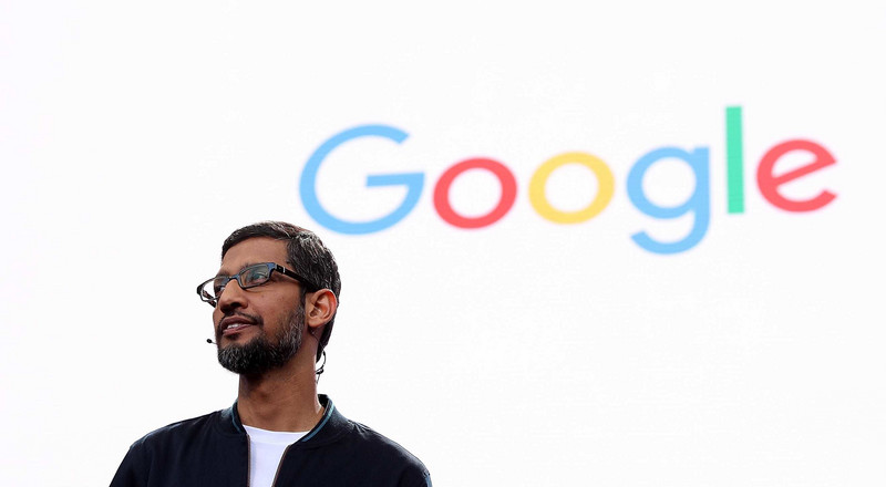 Google has offset all the carbon it has ever produced, says CEO Sundar Pichai