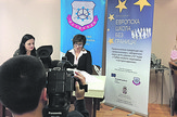 Srednjoškolci, Evropska unija, LESKOVAC01_Srednjeskolci u Tehnickoj skoli Rade Metalac_FOTO M Ivanovic