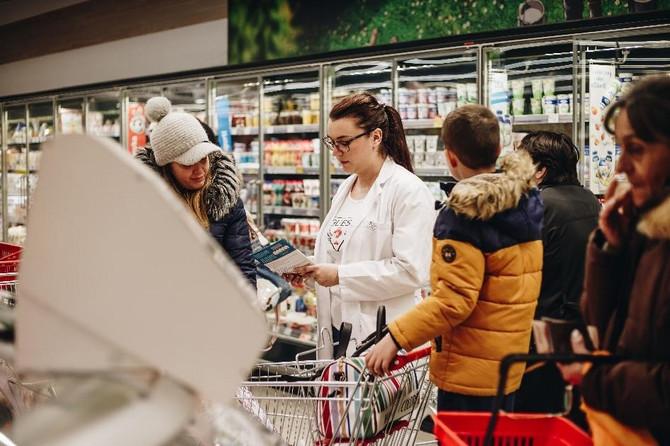 Tezi ravnotezi edukacija potrosaca u Maxi i Tempo prodavnicama