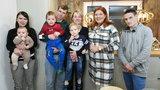 """Ekipa programu """"Nasz Nowy Dom"""" odmieniła życie 7-osobowej rodziny z Krzywowólki"""