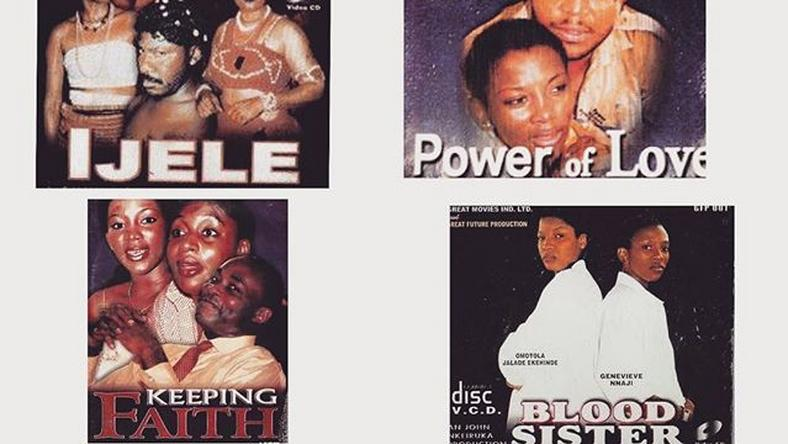 Old Nollywood movies featuring Genevieve Nnaji