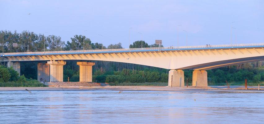 Most Anny Jagiellonki. Najnowsza stołeczna przeprawa dostała oficjalną nazwę