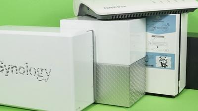 Vergleichstest 2-Bay-NAS: Fünf Speichersysteme für Einsteiger