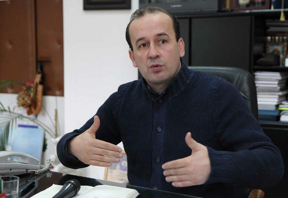 Dragan Jovanović predsednik Skupštine opštine Topola