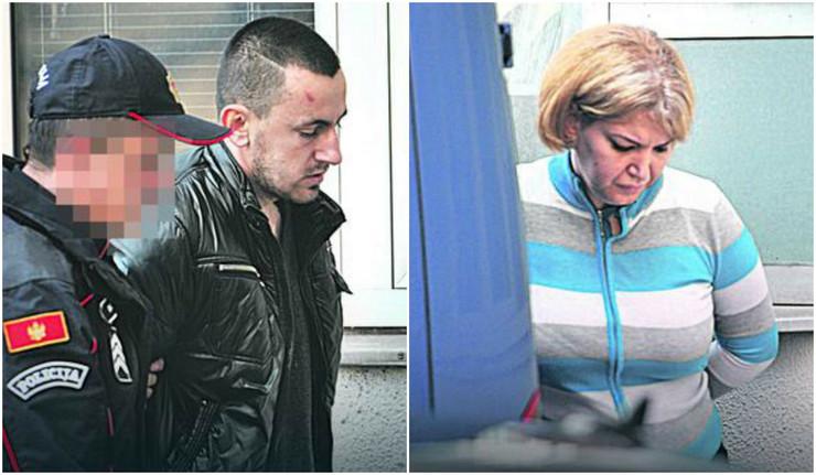 Nermin Šišić i Jelena Jovović