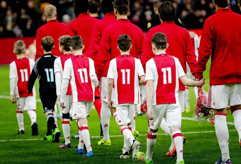 Ajax zmienia nazwę stadionu
