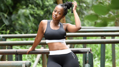 Corazon Kwamboka opens up on her insecurities before getting pregnant