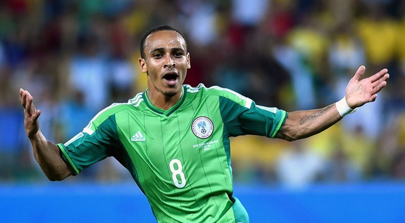 Former Super Eagles forward Osaze Odemwingie announces retirement from football