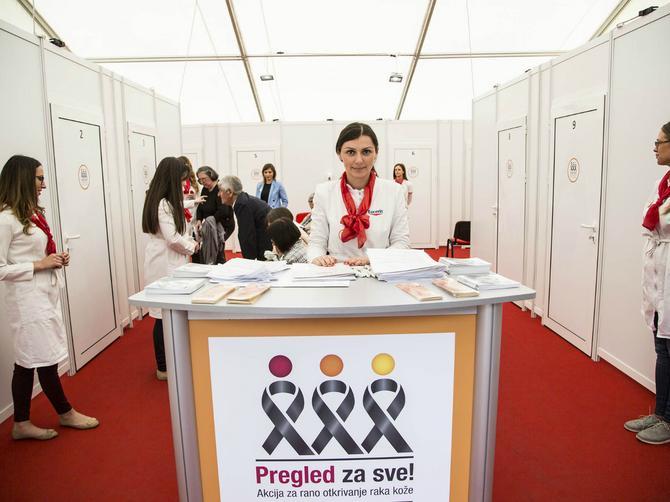 Besplatni dermoskopski pregledi kože u centru Beograda! Dođite!