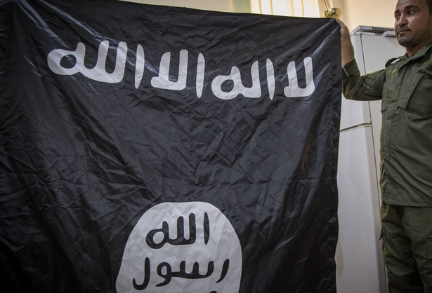 Flaga Państwa Islamskiego (ISIS)