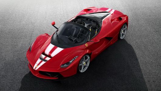Okazja stulecia - prototyp Ferrari LaFerrari za 1 mln €