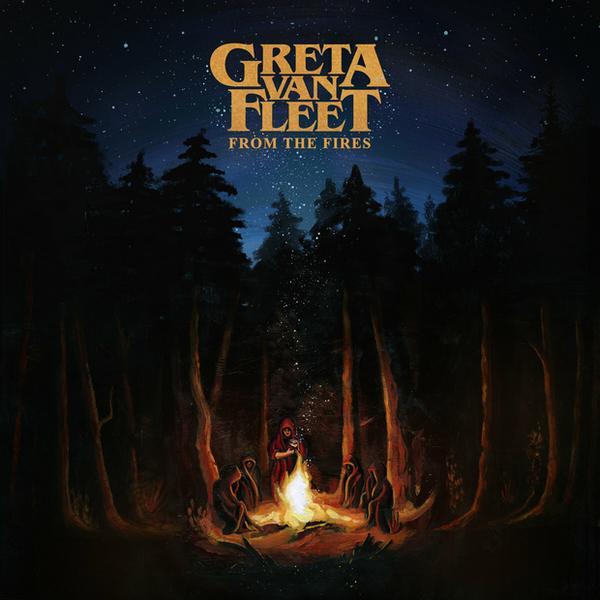 """GRETA VAN FLEET – """"From The Fires"""""""