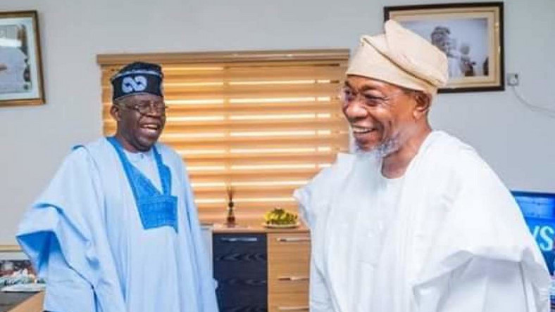 Aregbesola says he owes his political career to Tinubu (Punch)