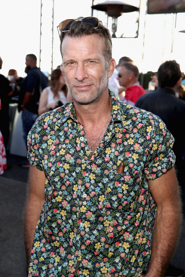 "Thomas Jane: Don Draper w ""Mad Men"""