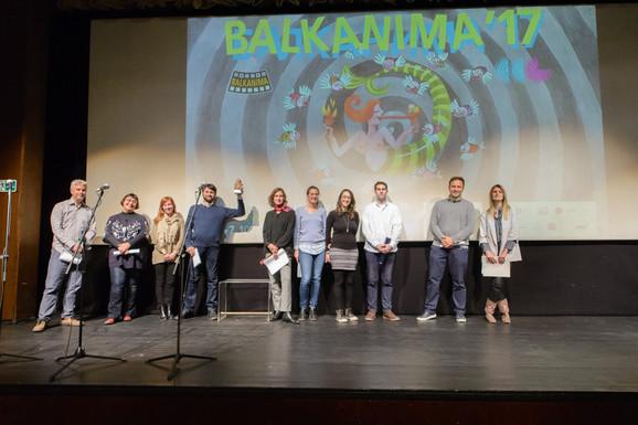 Nagrađeni autori festivala
