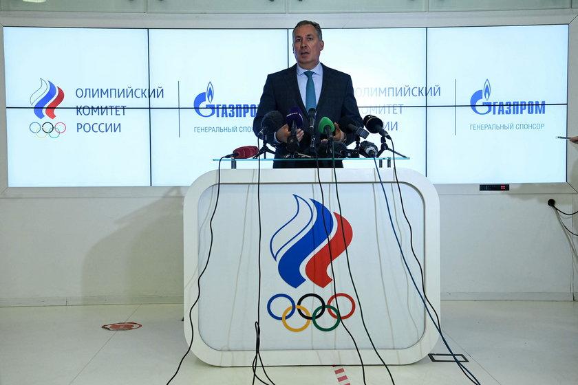 Rosjanie odwołali się od wyroku WADA i to się opłaciło