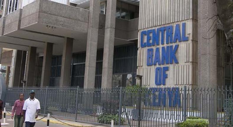 File Image of Central Bank of Kenya