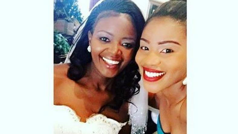 Eunice Njeri S Wedding Photos From Umeniweza Singer S White