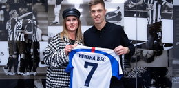 Paulina Piątek wybrała klub za męża?Żona piłkarza odpowiada
