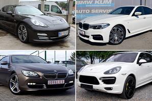 Automobili koji koštaju kao solidan stan u većem gradu!
