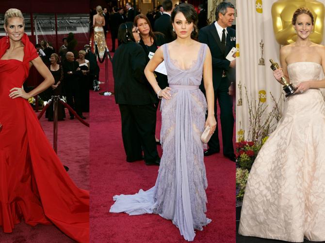 Po njima pamtimo dodelu Oskara: Najlepše haljine svih vremena i jedan LABUD!