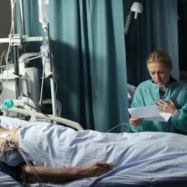 """""""M jak Miłość"""". Tomek zostawia Asi list: """"pozwól mi odejść"""". Czy przeżyje?"""