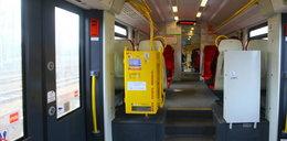 Zróbcie biletomaty w pociągach