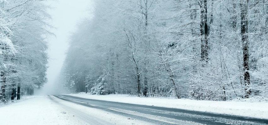 Nadchodzi atak zimy. Może spaść do 10 cm śniegu