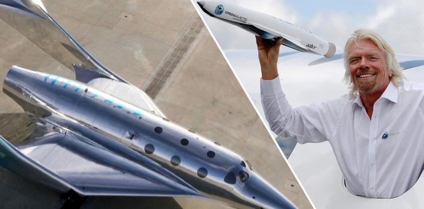 Kontrowersyjny miliarder pokazał nowy statek kosmiczny. Latem pierwsze testy